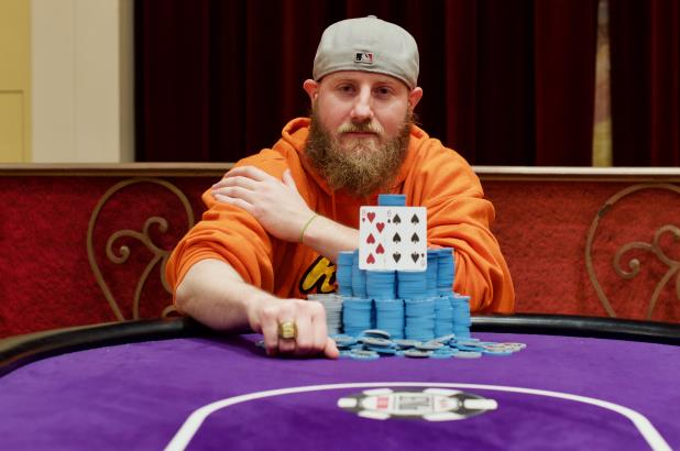 JASON BALDRIDGE WINS NEW ORLEANS MAIN EVENT