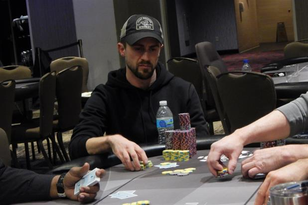 Article image for: DAMJAN RADANOV LEADS 97 ADVANCING TO DAY 2 IN POTAWATOMI MAIN
