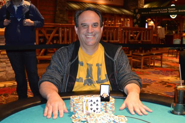 Article image for: DAN HARMETZ WINS HARVEYS LAKE TAHOE MAIN EVENT