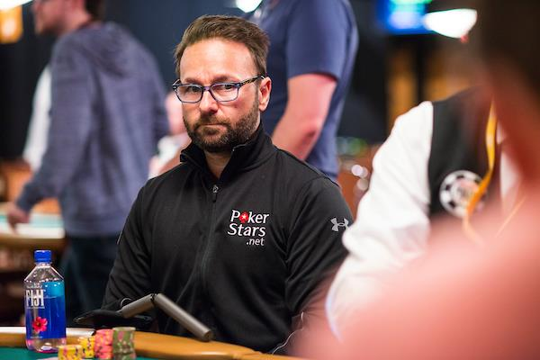 DANIEL NEGREANU TAKES NEW STRATEGY INTO $100K HIGH ROLLER