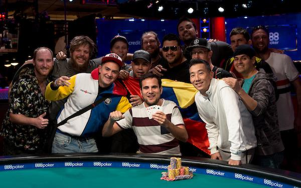 Article image for: DANIEL OSPINA WINS $1,500 NO-LIMIT 2-7 SINGLE DRAW