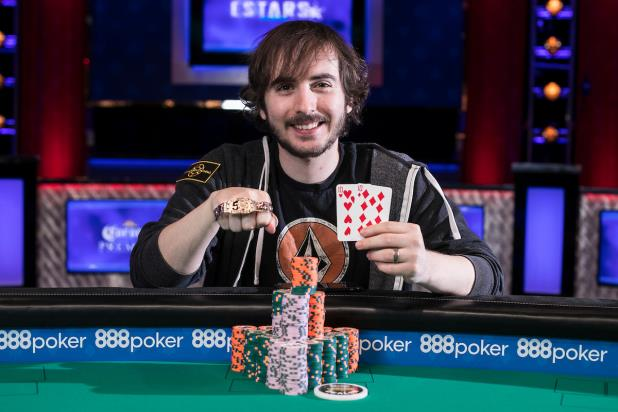 Article image for: DANIEL STRELITZ WINS FIRST WSOP BRACELET IN $5,000 NO-LIMIT HOLD'EM EVENT