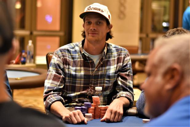 Dann Turner Leads First-Ever WSOP Circuit Thunder Valley Final Table
