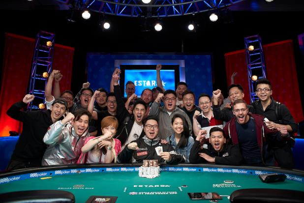 DANNY TANG TRIUMPHS IN FINAL FIFTY FOR $1,608,406