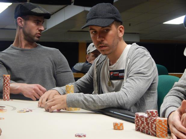DARRYLL FISH LEADS FINAL 10 AT PALM BEACH MAIN EVENT