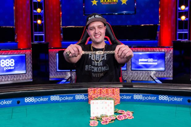 DAVID BROOKSHIRE TRIUMPHS IN $2,500 MIXED OMAHA HI-LO / STUD HI-LO