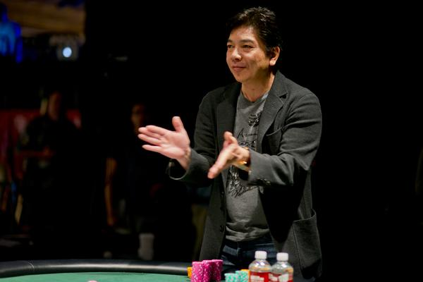 Article image for: DAVID CHIU DEDICATES FIFTH BRACELET TO PAL JERRY BUSS