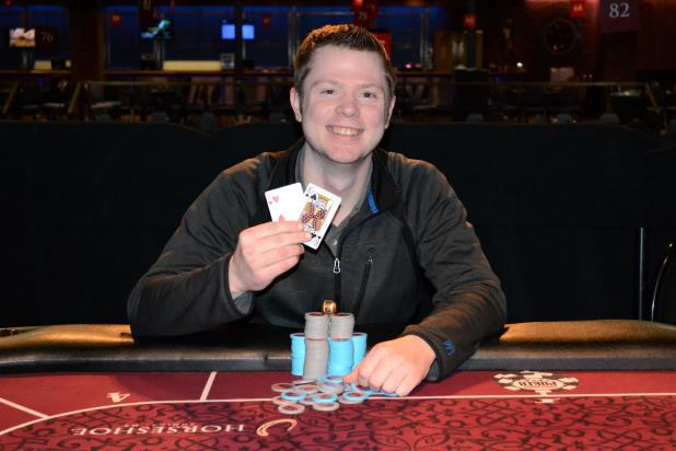 Article image for: CASINO CHAMPION PROFILE: DAVID KNUCKLES