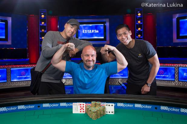 Article image for: DAVID LAMBARD EMERGES AS $3,000 NO-LIMIT HOLD'EM SHOOTOUT VICTOR