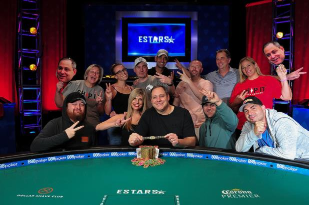 Article image for: DAVID 'ODB' BAKER TRIUMPHS IN $1,500 LIMIT HOLD'EM