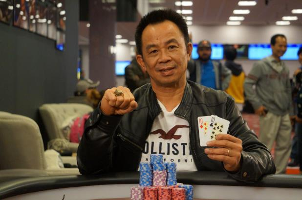 Article image for: DAVID PHAM WINS BIKE MAIN EVENT