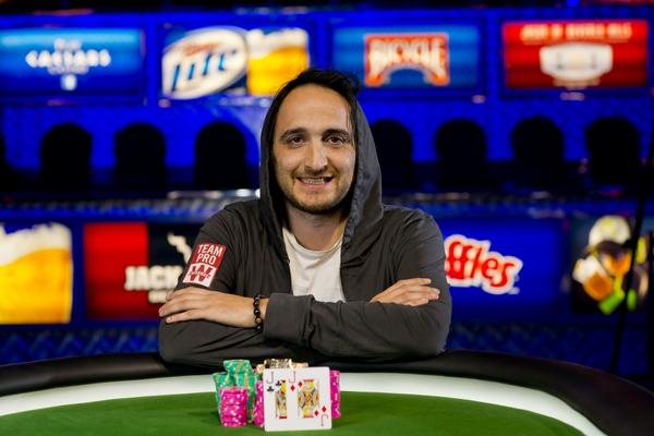 Article image for: DAVIDI KITAI ADDS TO HIS LIST OF POKER ACCOMPLISHMENTS IN EVENT 19