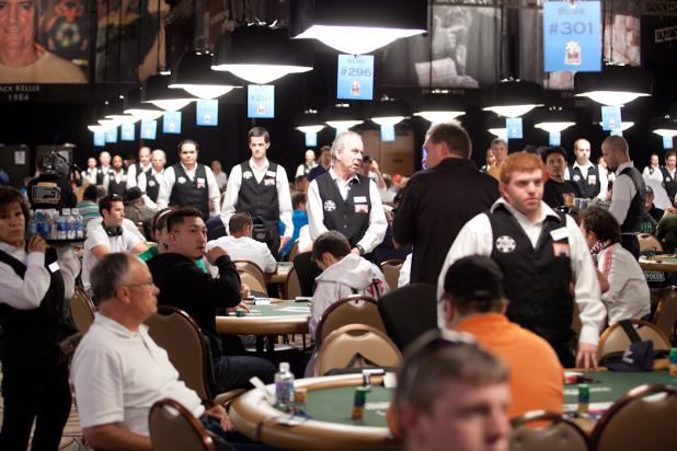 Article image for: WSOP MAIN EVENT SEES 31% ATTENDANCE INCREASE