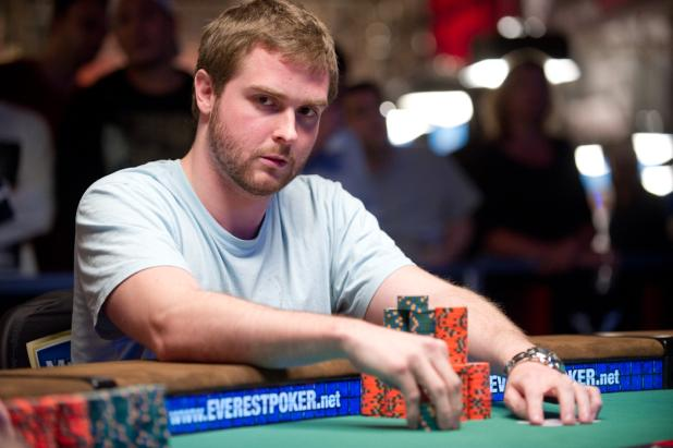 Article image for: NOT TO BE DEAN-IED - DEAN HAMRICK WINS WSOP EVENT 42 AND $604,222