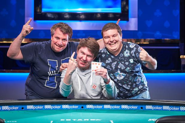 DENIS STREBKOV TOPS IN $3,000 H.O.R.S.E.