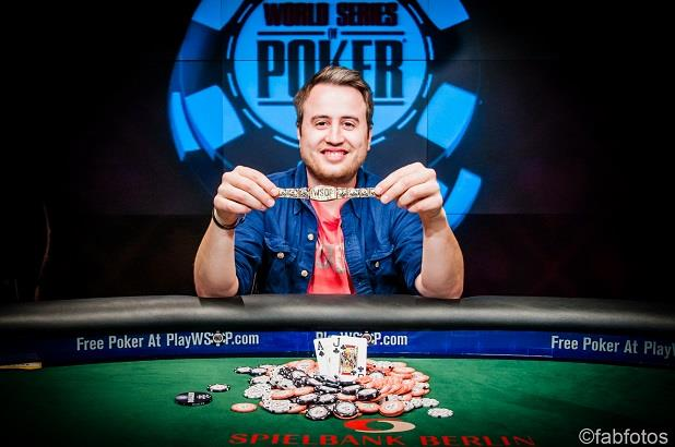 Article image for: DIETRICH FAST WINS THE RECORD-SETTING OKTOBERFEST EVENT AT WSOP EUROPE