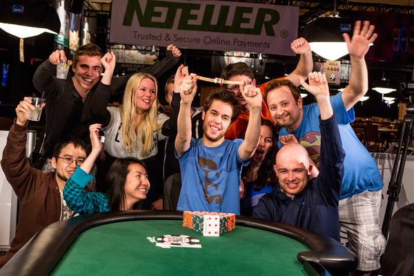 DOMINIK NITSCHE WINS SECOND GOLD BRACELET IN 2014, THIRD OVERALL