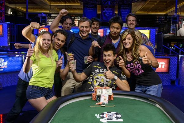 DOUG POLK PREVAILS IN TURBO TOURNAMENT