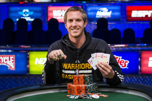 Article image for: MICHAEL DRUMMOND IS VICTORIOUS IN THE $5K PLO