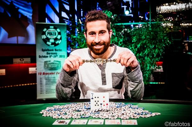 Article image for: JONATHAN DUHAMEL WINS HIGH ROLLER EVENT AT WSOP EUROPE