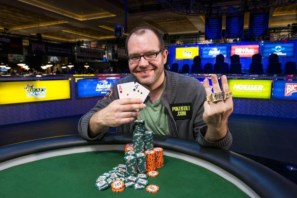 Article image for: DUTCH BOYD EARNS HIS THIRD BRACELET