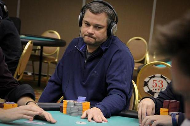 Article image for: DAY TWO IN THE BOOKS - CHRIS BELL CHIP LEADER IN REGIONAL CHAMPIONSHIP AT HARRAH'S RESORT