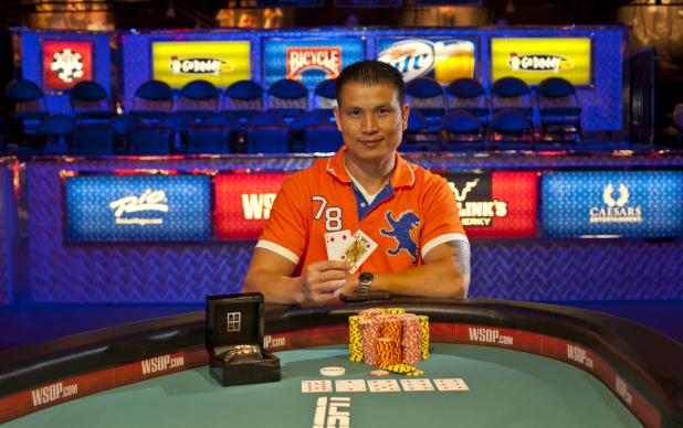 Article image for: CHIP SAECHAO WINS CASINO EMPLOYEES EVENT & 1st WSOP GOLD BRACELET OF 2012