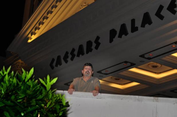 Article image for: RICHARD HUBERTY WINS GOLD RING AT CAESARS PALACE