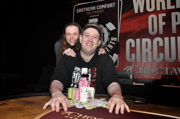 ROSS BYBEE WINS FOURTH LARGEST TOURNAMENT IN WSOP CIRCUIT HISTORY