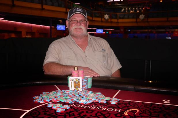 SAM WASHBURN WINS TUNICA MAIN EVENT