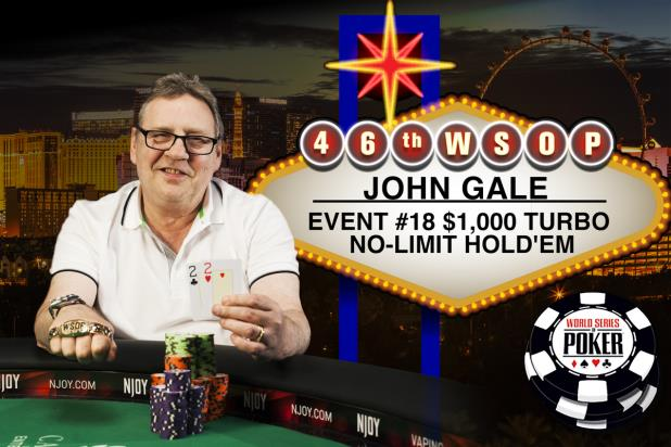 Article image for: JOHN GALE WINS TURBO BRACELET AND $298K