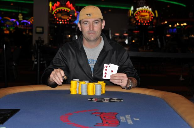 Article image for: ROB ELLERMAN TAKES DOWN RING EVENT #8 AT HARRAH'S ST. LOUIS
