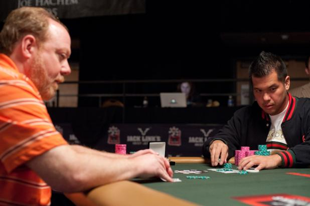 MIKE CHOW WINS WSOP EVENT 4 ON 33rd BIRTHDAY