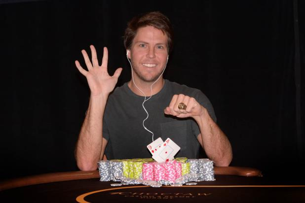 MAX YOUNG WINS CHOCTAW MAIN EVENT
