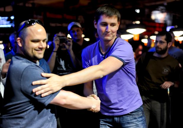 RUSSIA'S ZHUKOV BECOMES 11TH CONSECUTIVE NEW BRACELET WINNER AT WSOP
