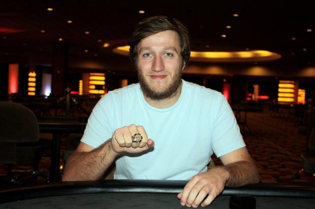 Article image for: JOHN EAMES WINS MAIN EVENT AT PLANET HOLLYWOOD WSOP CIRCUIT