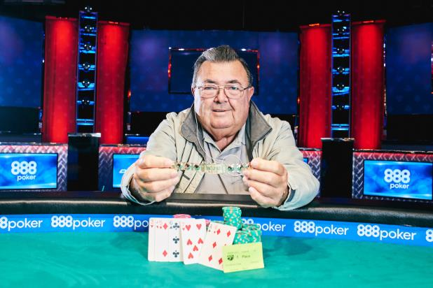 Article image for: ERNEST BOHN TRIUMPHS IN $1,500 SEVEN-CARD STUD HI-LO EVENT #40
