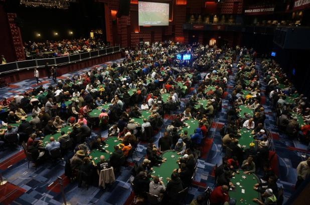 THE WSOP CIRCUIT IS ON ITS WAY BACK TO CHEROKEE
