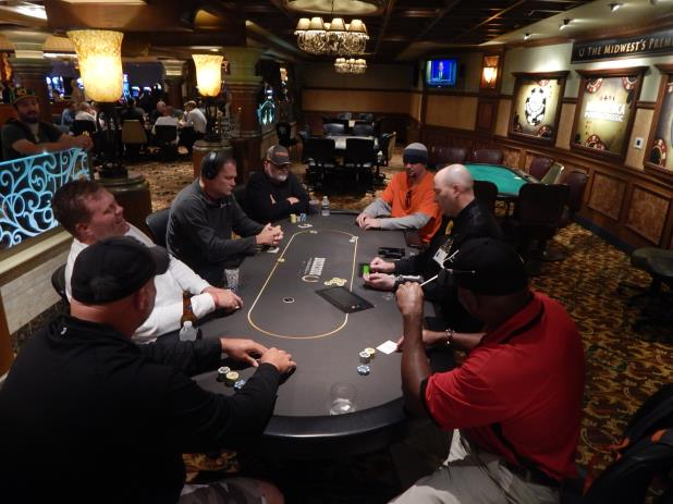 DAY 6 FEATURES THE SIX MAX FINAL TABLE