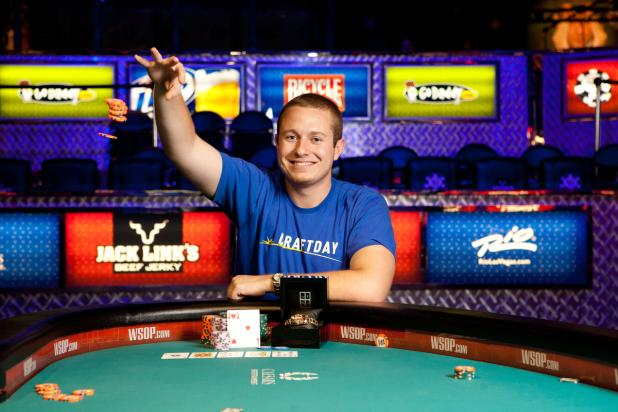 Article image for: HERE'S THE HEADS-UP: BRIAN HASTINGS IS A GOLD BRACELET WINNER