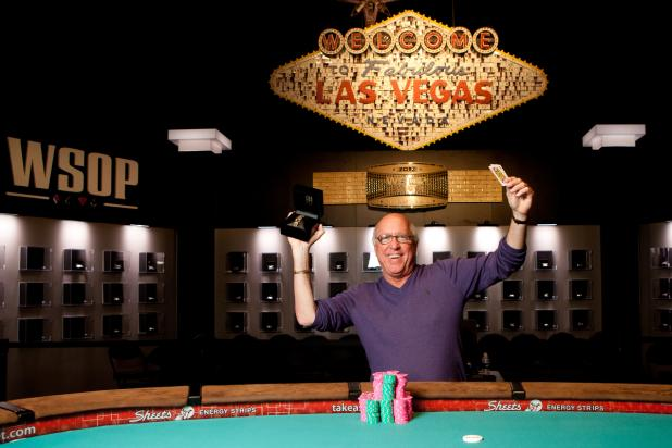 Article image for: WHAT'S UP DOC... DAVID ARSHT WINS WSOP GOLD BRACELET