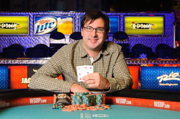 MATT MATROS AND THE EDUCATION OF A POKER PLAYER