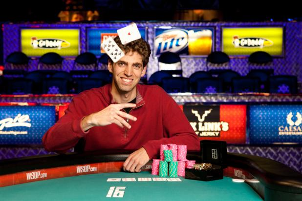BENJAMIN SCHOLL WINS 2012 LIMIT HOLD