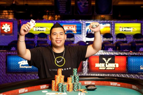 Article image for: HENRY LU WINS STUNNING VICTORY, FIRST GOLD BRACELET, AND $654,380