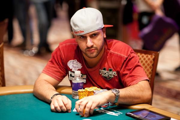Article image for: MICHAEL MIZRACHI GOES FOR TWO AT $50K FINAL TABLE