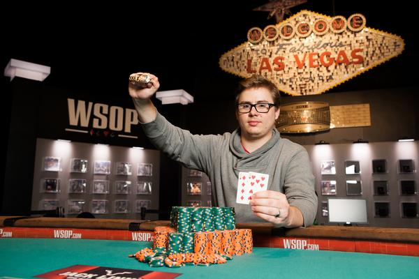 Article image for: CZECH MATE: TOMAS JUNEK WINS GOLD BRACELET AND $661,022