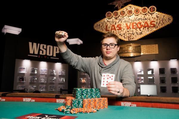 CZECH MATE: TOMAS JUNEK WINS GOLD BRACELET AND $661,022