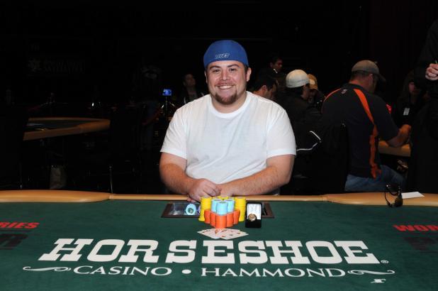 Article image for: Eric Crain Wins Horseshoe Hammond Event 10
