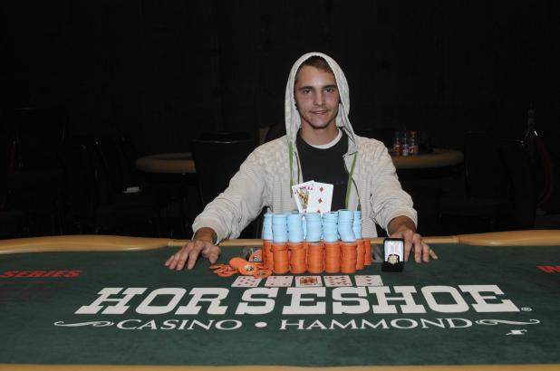 Article image for: Dan Livingston Wins Chicago's WSOP Circuit Championship