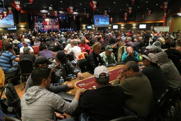 Article image for: EVENT 2 AT CHOCTAW RESORT TAKES ITS PLACE IN THE RECORD BOOKS